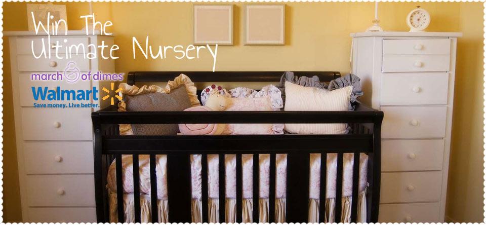Win A Nursery