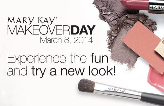 Mary Kay Holiday Makeover •makeovers From Mary Kay